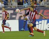 Aug 23  2014 - MLS: Chivas USA vs New England Revolution - Teal Bunbury  Tony Lochhead