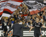 Apr 12  2014 - MLS: New York Red Bulls vs DC United - Jared Jeffrey