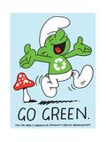 Jeremyville: Go Green