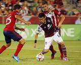 Jul 25  2014 - MLS: Chivas USA vs Colorado Rapids - Dillon Serna
