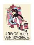 Jeremyville: Create Your Own Tomorrow