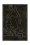 Haring - Subway Drawing Untitled - 12