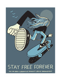 Jeremyville: Stay Free Forever