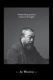 Portrait BW 3 Reproduction photo par Ai Weiwei