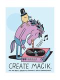 Jeremyville: Create Magik