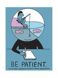 Jeremyville: Be Patient