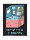 Jeremyville: Tidy The Desktop In Your Mind