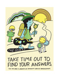 Jeremyville: Take Time Out To Find Your Answers