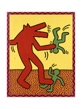 Haring - Untitled October 1982
