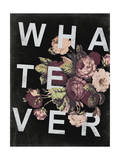 WHATEVER  and Vintage Floral Design