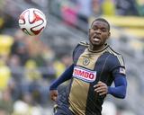 Mar 22  2014 - MLS: Philadelphia Union vs Columbus Crew - Maurice Edu