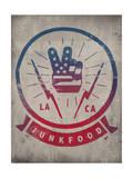 Junk Food - Broadcast Design