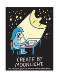 Jeremyville: Create By Moonlight