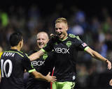 2014 MLS US Open Cup: Aug 13  Chicago Fire vs Seattle Sounders - Andy Rose