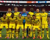 2014 MLS Playoffs: Nov 9  Columbus Crew vs New England Revolution