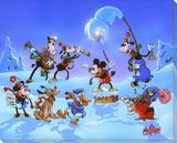 Mickey's Winter Symphony