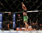 UFC 181 - Pennington v Evans-Smith