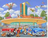 Walt's Drive-in
