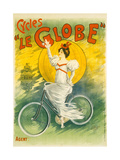 Advertising Poster Forle Globe Bicycles