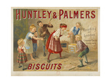 Huntley and Palmers  biscuits Reading and London Grand prize  Paris 1878