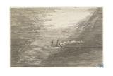Engraving after the Drawings: Les Travailleurs De La Mer