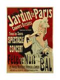 Jardin de Paris  Spectacle  Concert  Fête de Nuit  Bal