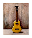 Guitar Yellow