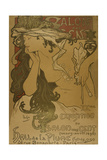 Advertising Poster for the 20th Exhibition of Salon Des Cent