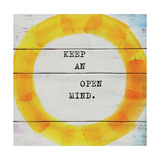 Keep an Open Mind