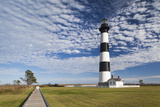 USA  North Carolina  Outer Banks National Seashore  Bodie Island  Bodie Island Lighthouse