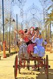 Annual Horse Fair  Jerez De La Frontera  Cadiz Province  Andalusia  Spain