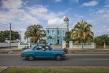 Cuba  Cienfuegos  Palacio Azul  Built 1920 - 1921  Now a Hotel