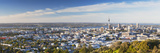 View of Auckland from Mount Eden  Auckland  North Island  New Zealand