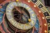 Astronomical Clock on the Zytglogge  Kramgasse  Bern (Berne)  Berner Oberland  Switzerland