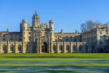 Uk  England  Cambridge  University of Cambridge  St John's College