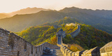 The Great Wall at Mutianyu Nr Beijing in Hebei Province  China