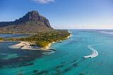 Le Morne Brabant Peninsula  Black River (Riviere Noire)  West Coast  Mauritius