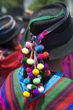 Peru  Lima  San Martin Square  Ayacuchano Carnival  Ayacucho Region  Traditional Festival