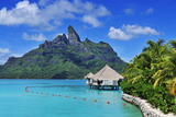 Saint Regis Bora Bora Resort  Bora Bora  French Polynesia  South Seas Pr
