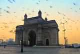 India  Maharashtra  Mumbai  Gateway of India  the Gateway of India at Dawn