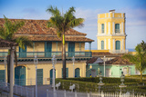 Cuba  Trinidad  Plaza Mayor  Galeria De Arte