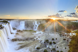 Brazil  Iguassu Falls National Park (Cataratas Do Iguacu)  Devil's Throat (Garganta Do Diabo)