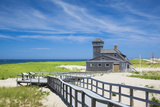 USA  Massachusetts  Cape Cod  Provincetown  Race Point Beach  Old Harbor Life-Saving Station