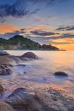 Tuscany  Tuscan Archipelago National Park  Elba Island  Sant'Andrea Cape  Italy