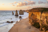Great Ocean Road  Port Campbell National Park  Victoria  Australia Twelve Apostles at Sunset