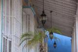 Cuba  Trinidad  Plaza Mayor  Museo De Arqitectura Trinitaria - Trinidad Architecture Museum