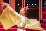 Cultural Performance in Period Costume  Beijing  China