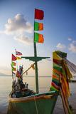 Fishing Boats  Bo Phut  Koh Samui  Thailand