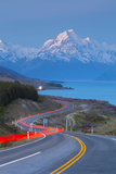 Mount Cook (Aoraki) Illuminated