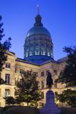 USA  Georgia  Atlanta  Georgia State Capitol Building  State House
